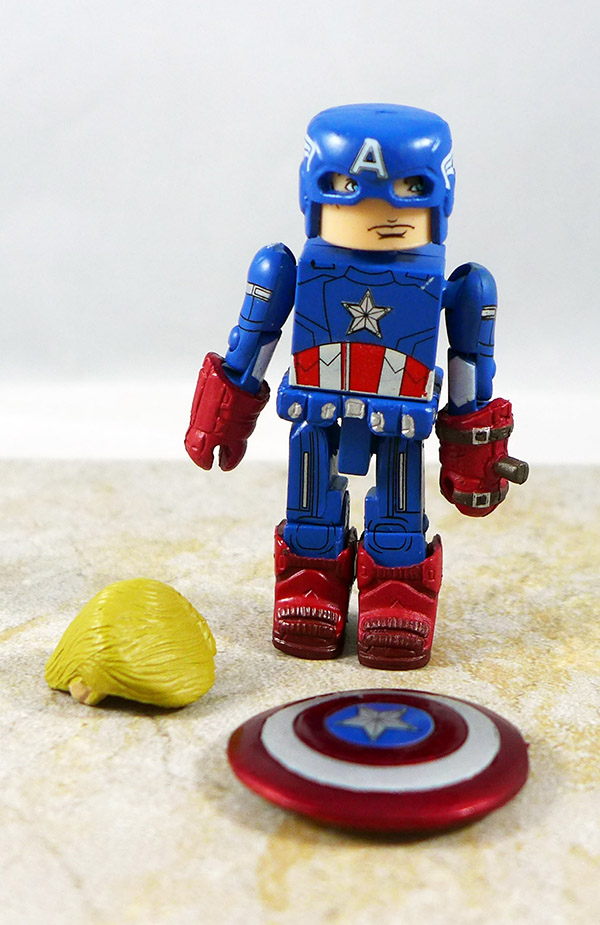 Captain America Loose Minimate (Wave 45)