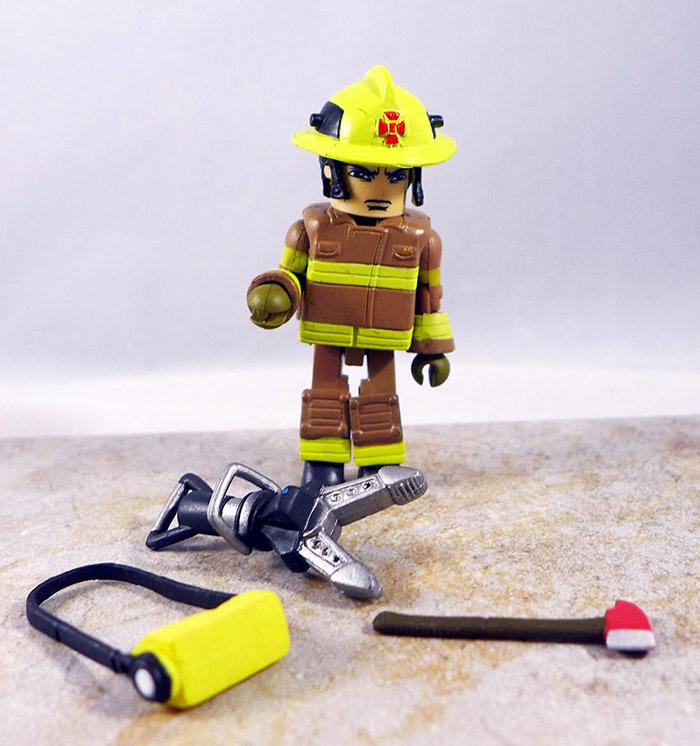 Smoke Jumper 1 Loose Minimate (Elite Heroes Wave 1)