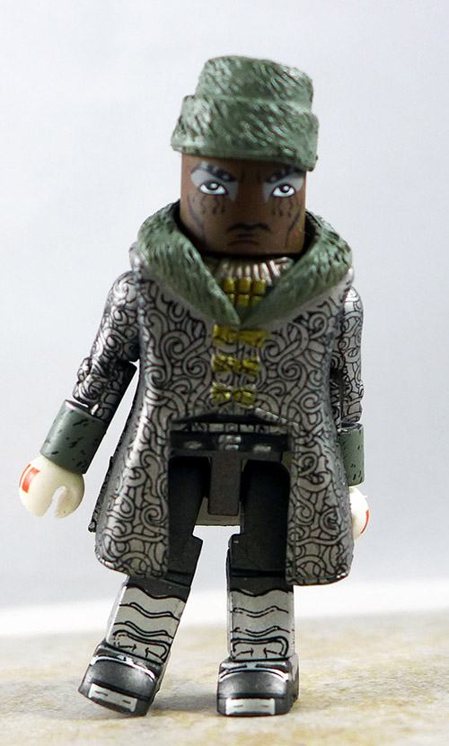 The Octopus Loose Minimate (The Spirit Box Set)