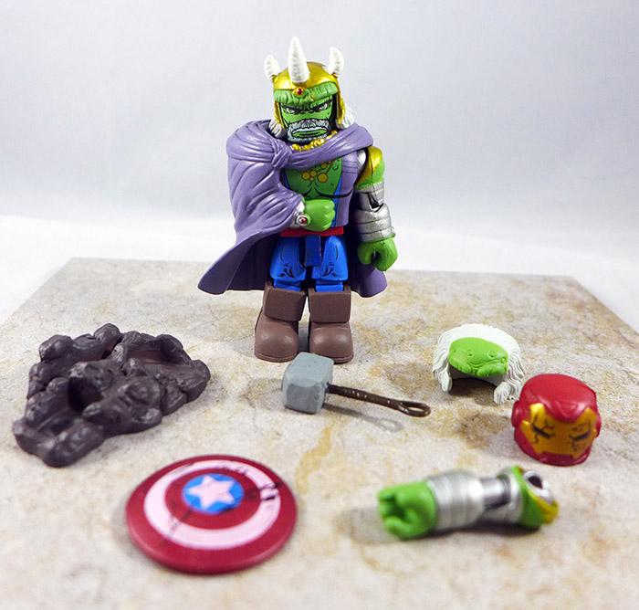 Maestro Hulk Loose Minimate (Incredible Hulk Through the Ages Box Set)