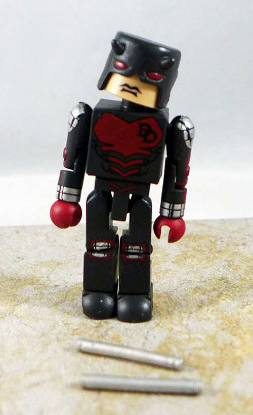 Armored Daredevil Partial Loose Minimate (Wave 38)