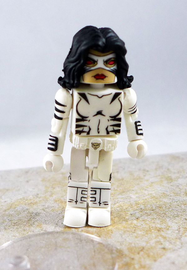 White Tiger Loose Minimate (Wave 38)