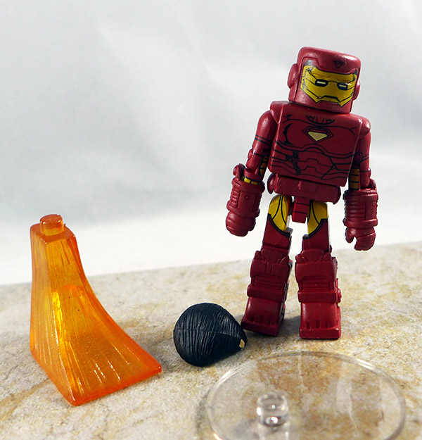 Civil War Iron Man Loose Minimate (Civil War Box Set)