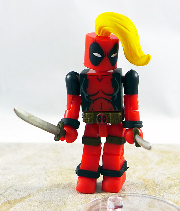 Lady Deadpool Loose Minimate (Deadpool Corps Box Set)