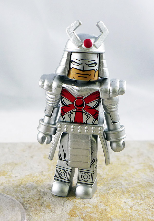 Silver Samurai Partial Loose Minimate (Wave 72)
