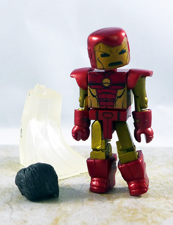 Neo-Classic Iron Man Loose Minimate (Wave 36)