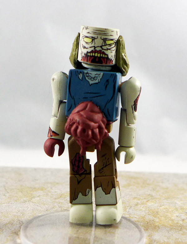 Balding Zombie Loose Minimate (Walking Dead TRU Wave 7)