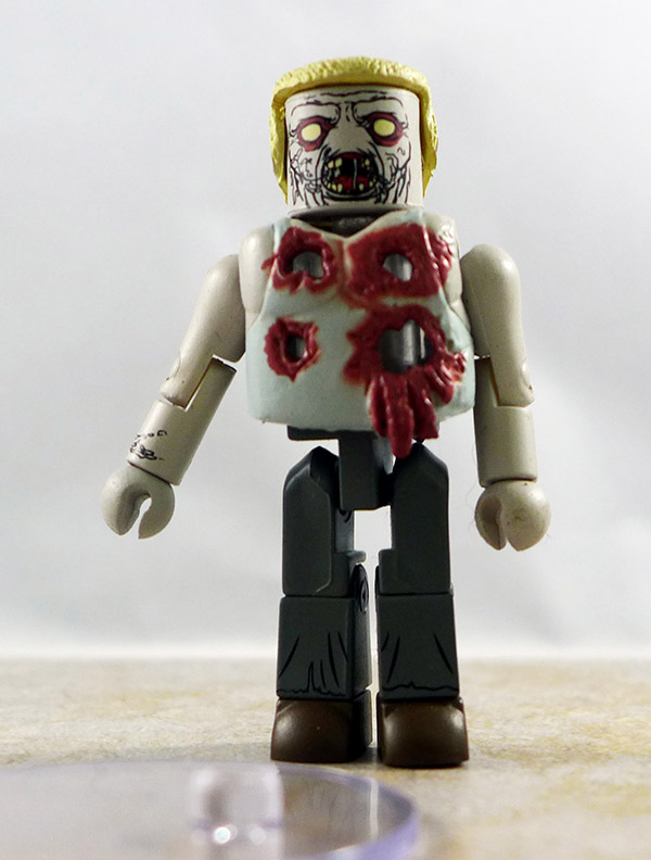 Shot Zombie Loose Minimate (Walking Dead TRU Wave 4)