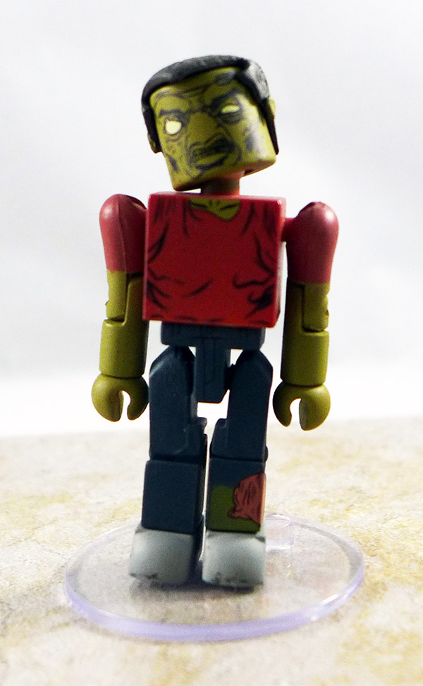 Leg Bite Zombie Loose Minimate (Walking Dead Wave 2)