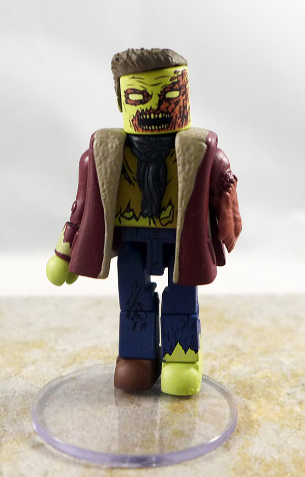 Winter Zombie Partial Loose Minimate (Walking Dead Wave 6)