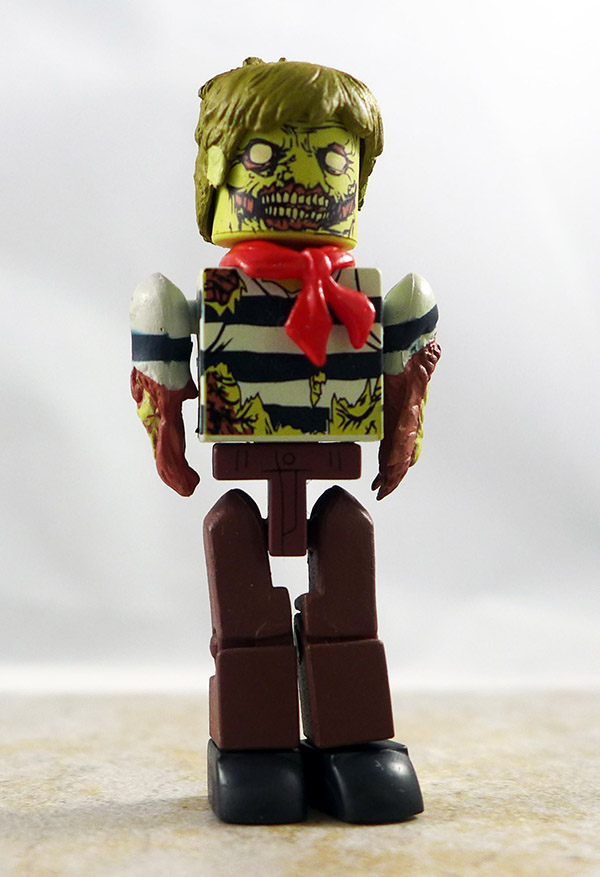 Sailor Zombie Partial Loose Minimate (Walking Dead Wave 2)