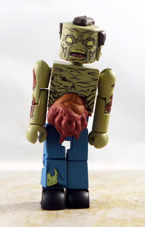 Guts Zombie Loose Minimate (Walking Dead Wave 1)