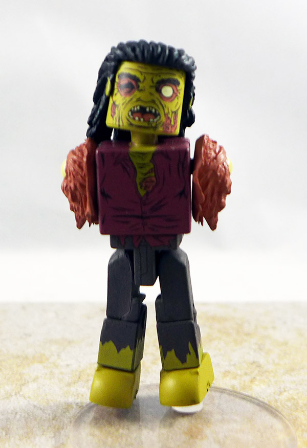 Dreadlock Zombie Partial Loose Minimate (Walking Dead Wave 3)