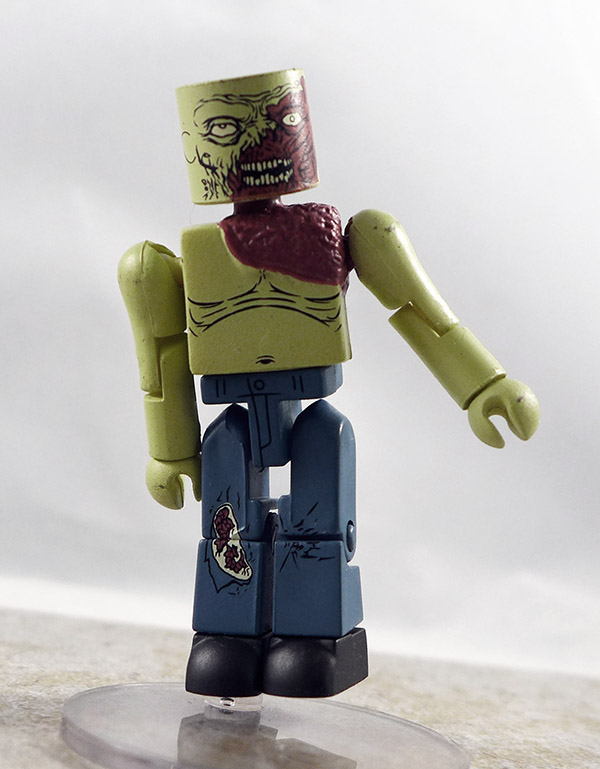 Shoulder Zombie Loose Minimate (Walking Dead Wave 4)
