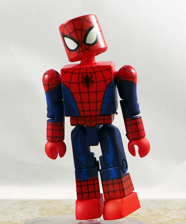 Jet-Pack Spider-Man Partial Loose Minimate (Walgreens Wave 3)