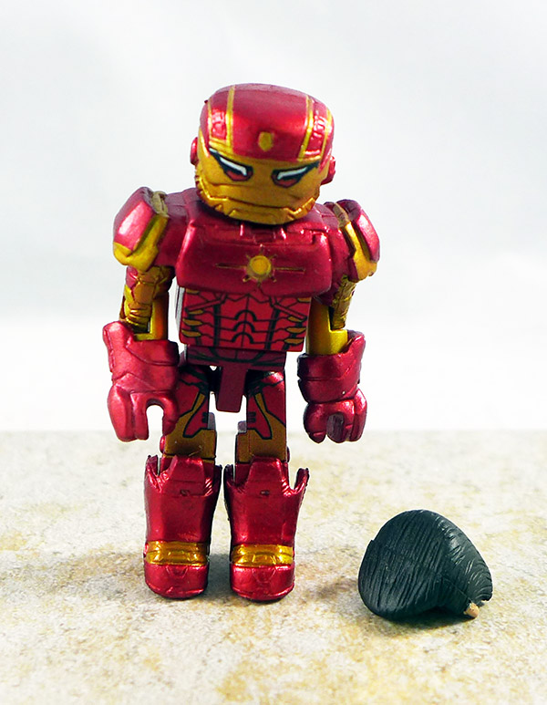 Space Armor Iron Man Custom Loose Minimate (TRU Wave 19)