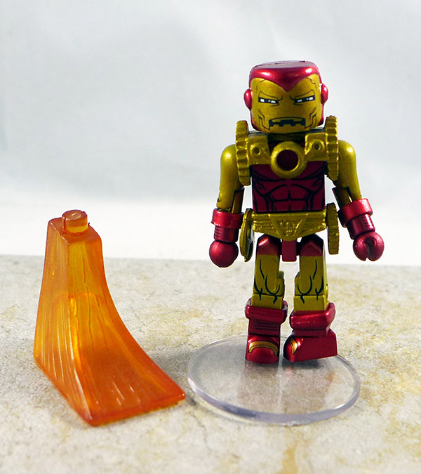 Iron Man 2020 Partial Loose Minimate (Wave 64)