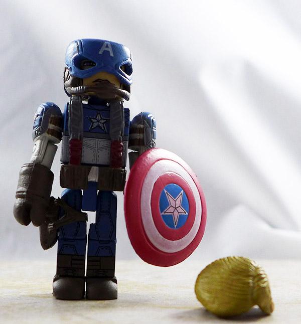 Captain America Loose Minimate (Wave 40)
