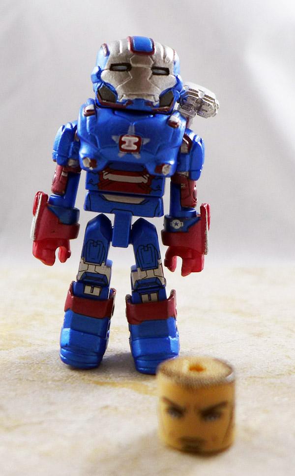 Iron Patriot Loose Minimate (Wave 49)