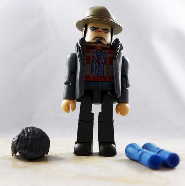 Cowboy Disguise Tony Stark Loose Minimate (Wave 49)