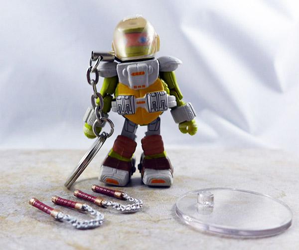 Space Suit Michelangelo Loose Minimate (TMNT TRU Series 5)