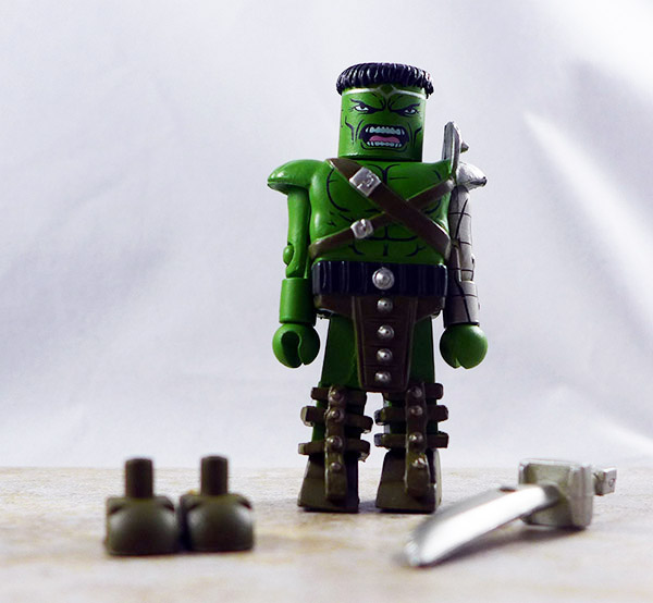 World War Hulk Loose Minimate (TRU Wave 6)