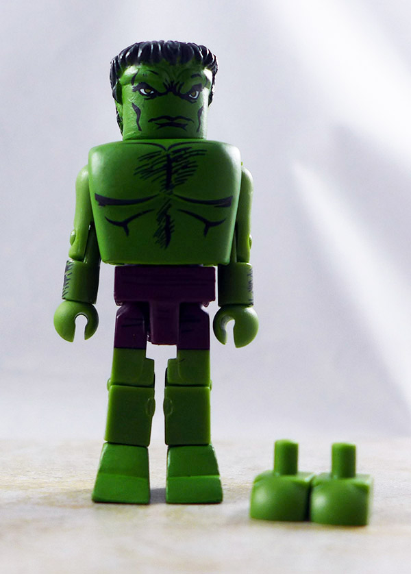 Incredible Hulk Loose Minimate (Avengers Box Set)