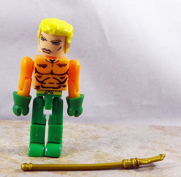 Aquaman Loose Minimate (DC Minimates Series 3)