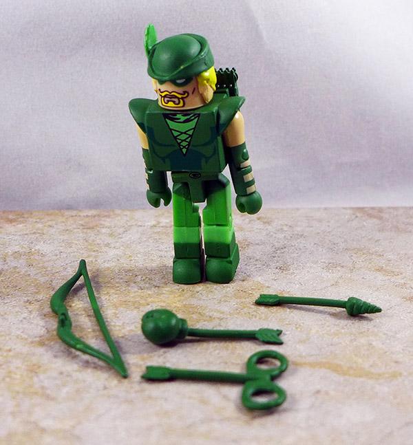 Green Arrow Loose Minimate (DC Minimates Series 3)