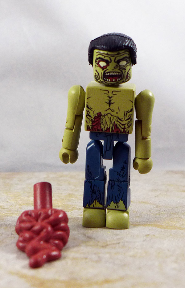 Crawling Zombie Loose Minimate (Walking Dead TRU Wave 4)