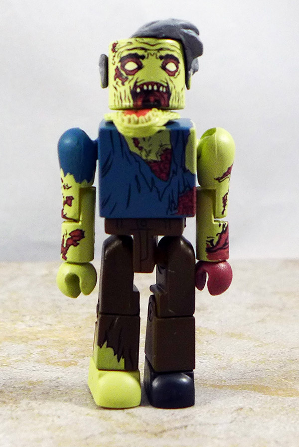 Jaw Zombie Loose Minimate (Walking Dead TRU Wave 4)