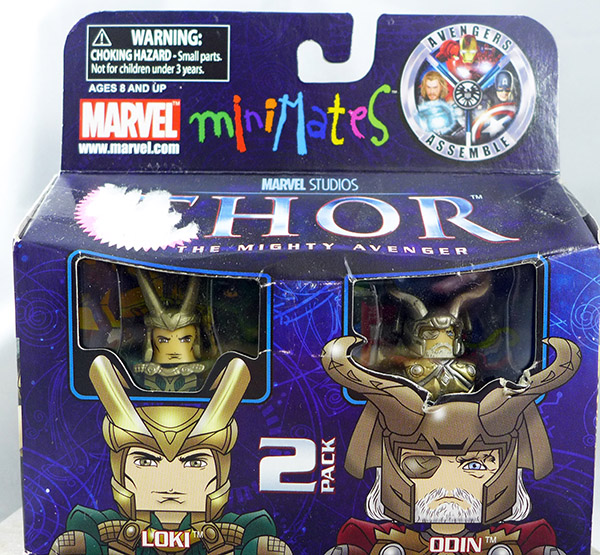 Loki and Odin (Wave 39)