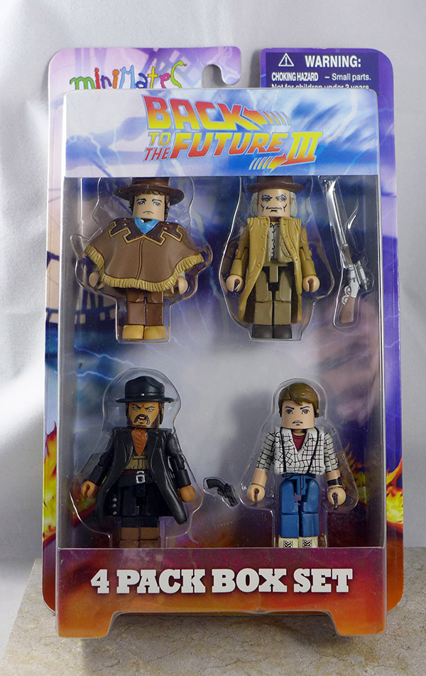 Back to the Future III Box Set
