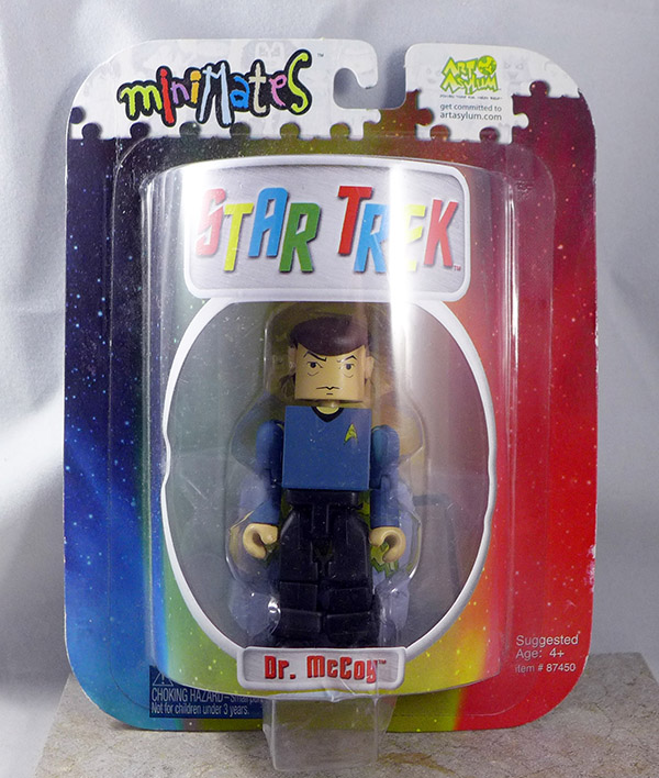 Dr. McCoy (Carded) (Star Trek Series 1 (3