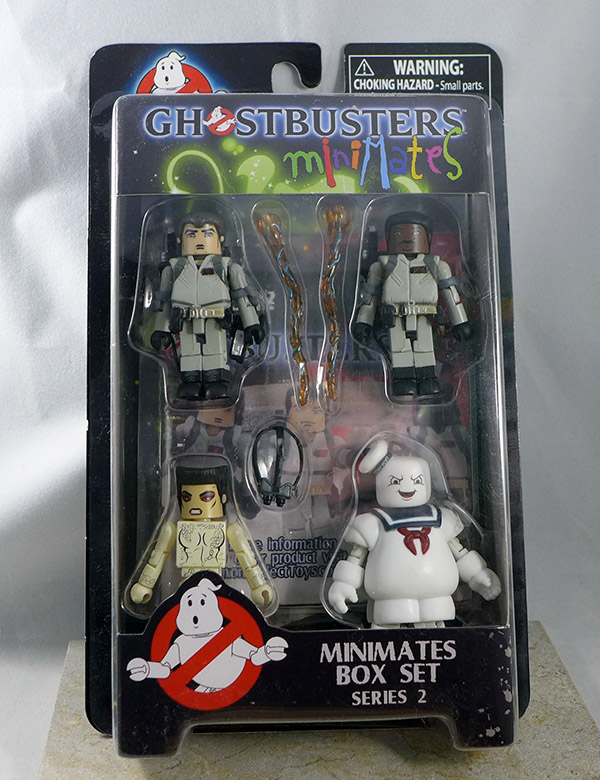 Ghostbusters Series 2 Box Set