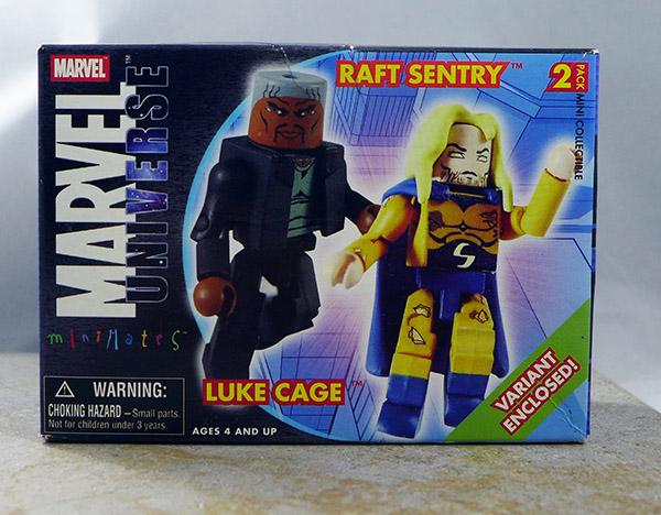 Marvel Minimates Series 12 Raft Sentry Variant
