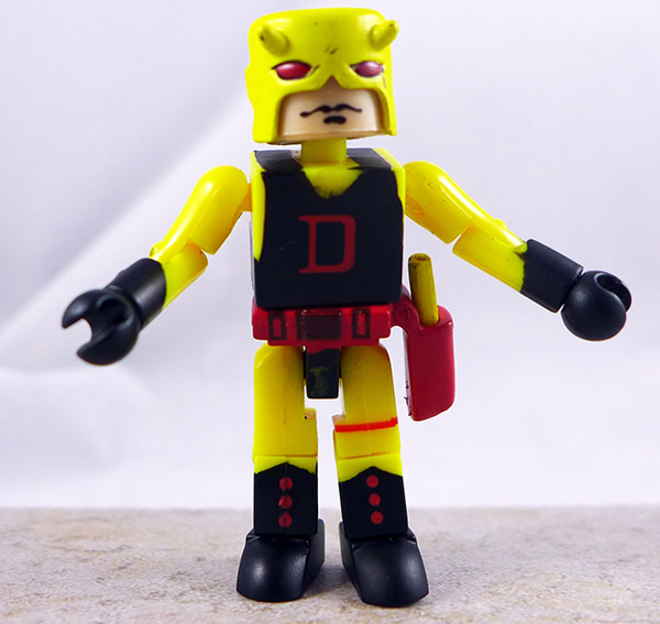 Daredevil Yellow Loose Minimate (Wave 1)