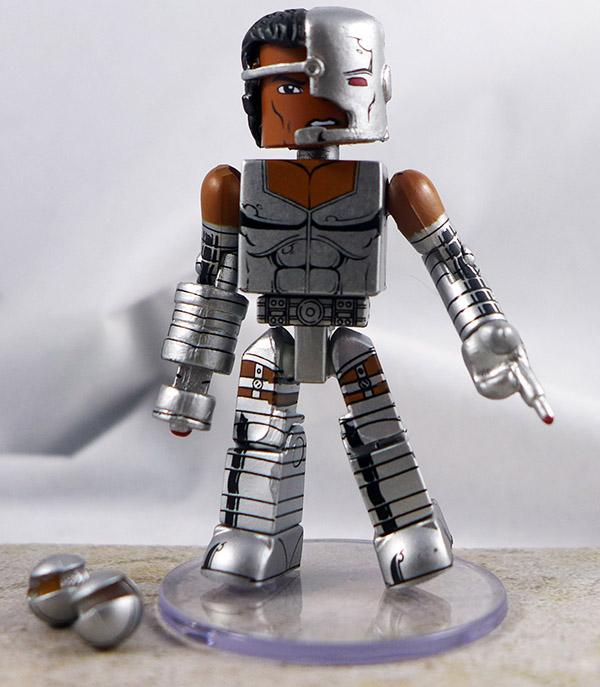 Cyborg Loose Minimate (DC Minimates Series 8)