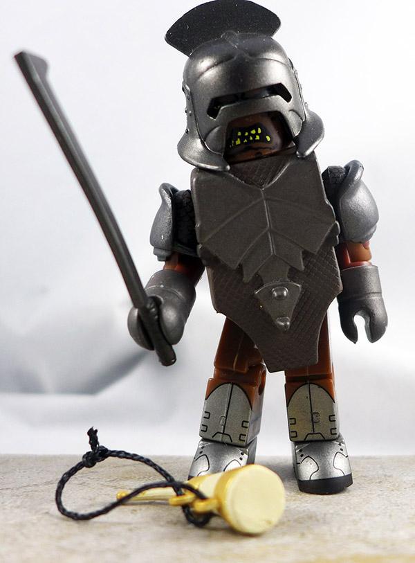 Uruk-Hai Swordsman Partial Loose Minimate (Lord of the Rings Series 1)