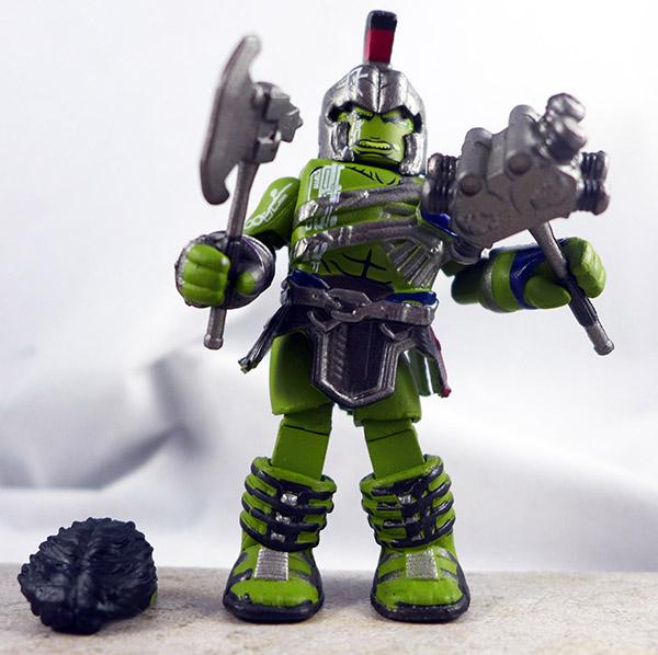 Gladiator Hulk Loose Minimate (TRU Thor: Ragnarok)