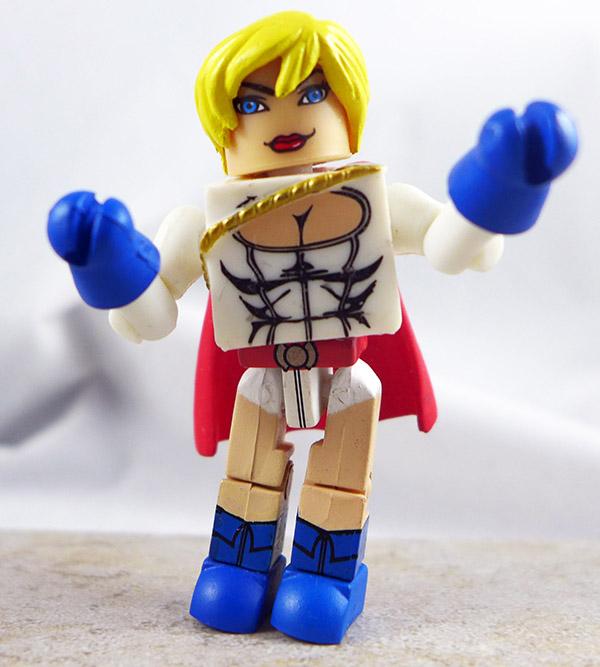 Power Girl Loose Minimate (DC Minimates Series 2)
