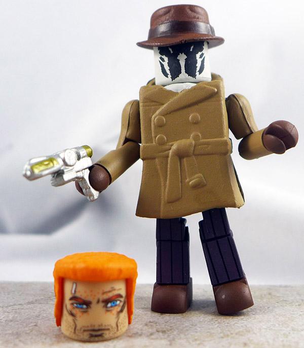 Rorschach  Loose Minimate (Watchmen Box Set)