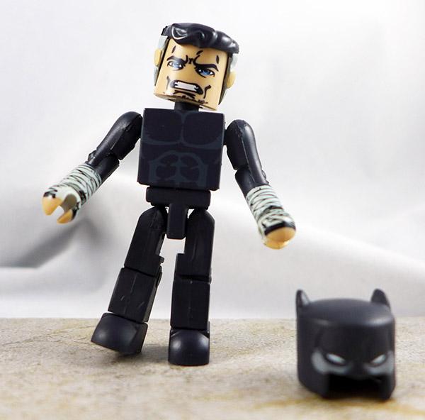 Wildcat Loose Minimate (DC Minimates Series 4)