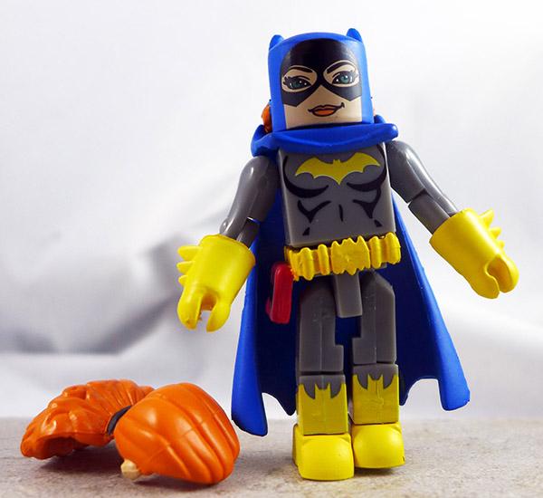 Batgirl Loose Minimate (DC Minimates Series 4)