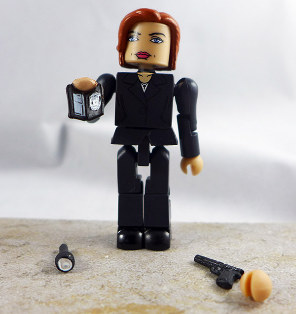 Agent Scully Loose Minimate (X-Files Series 1 Box Set)
