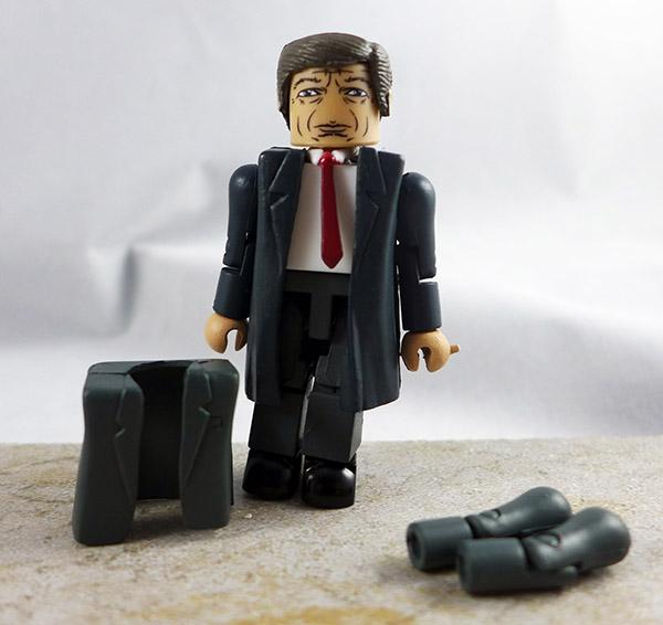 Cigarette Smoking Man Loose Minimate (X-Files Series 1 Box Set)