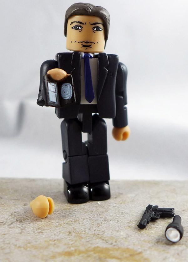 Agent Mulder Loose Minimate (X-Files Series 1 Box Set)