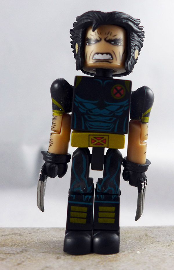 Ultimate Wolverine Loose Minimate (Wolverine Saga Box Set)