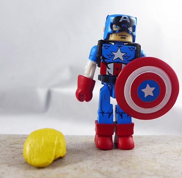 Captain America Loose Minimate (Classic Heroic Age Box Set)