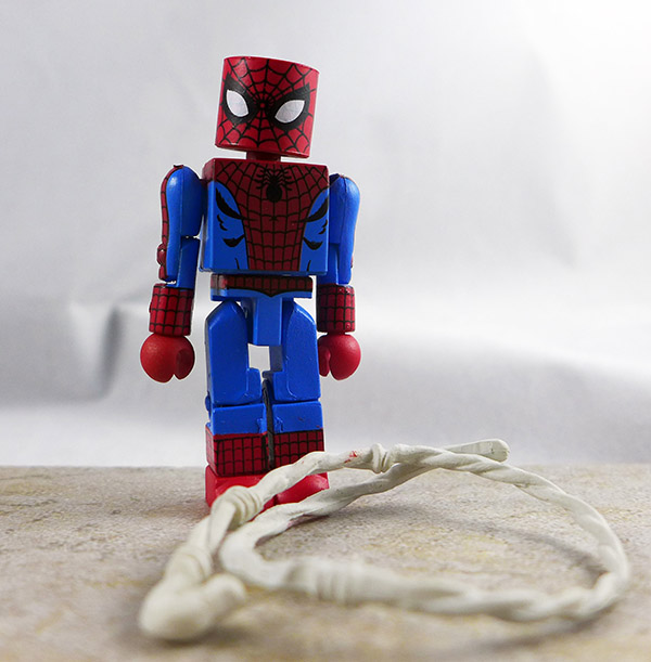 Spider-man Loose Minimate (Classic Heroic Age Box Set)
